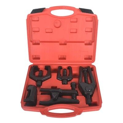 FRONT END BALL JOINT SERVICE TIE ROD TOOL KIT SET PITMAN ARM PULLER REMOVER Easy