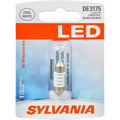Dome Light Bulb-LED Blister Pack SYLVANIA DE3175SL.BP