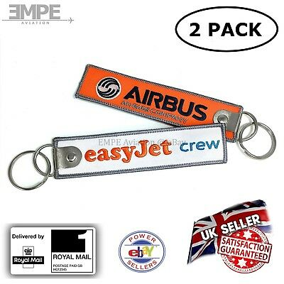 QATAR AIRWAYS-AIRBUS CREW keychain - £5 50 | PicClick UK