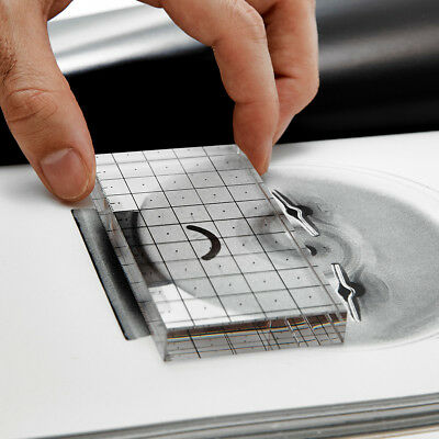NEW Areaware glass ruler by Until