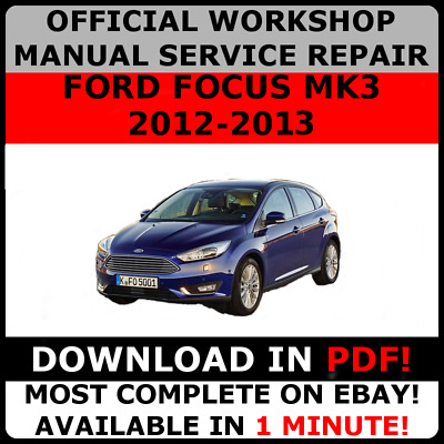 2012 ford focus se owners manual pdf