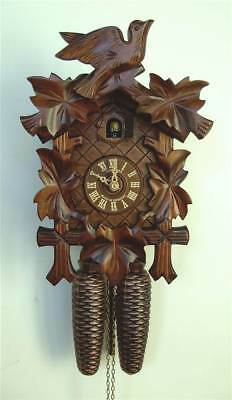 8-Day Black Forest Traditional Cuckoo Clock [ID 93479]