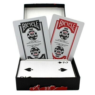 World Series of Poker Cards 2009 (*Box Has Been Opened*)