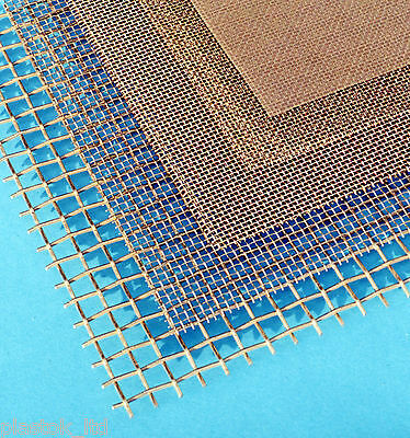 STAINLESS STEEL WOVEN WIRE MESH ( fine filter ) MULTI LISTING