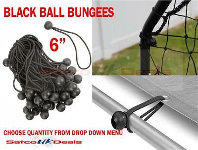 Bungees Ball Tarpaulin Shock Elastic Bungee Tie Loop Cord Tent New 1 5 10, 20