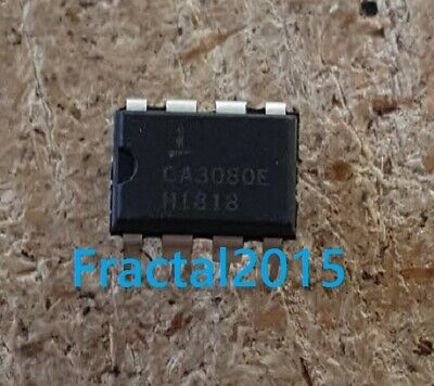 1 Pcs Ca3080E Ca3080Ez Ca3080 Dip-8 Intersil