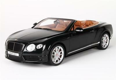 Bentley Continental GT V8 S Convertible LTD ED of 8 Pieces in 1:18 Scale by BBR