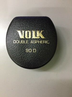 Volk 90D lens, Double Aspheric, Perfect Condition, Made In USA.