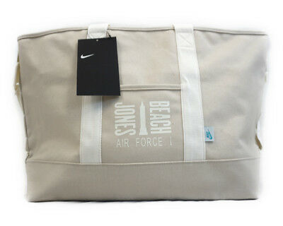 """NIKE AIR FORCE 1 """"JONES BEACH"""" TOTE BAG (with shoulder and cross-body straps)"""