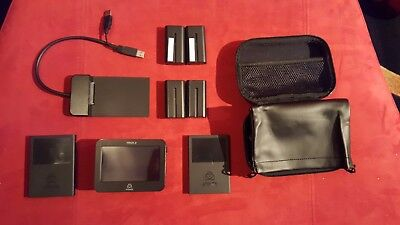 ATOMOS Ninja-2 HDMI 10-bit Digital Video and Photo Recorder and Monitor, Mint!