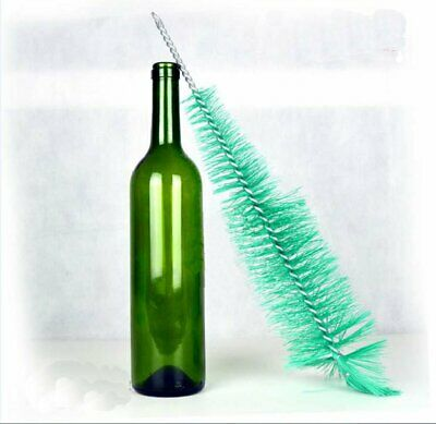 Nylon Bottle Brush Wine Beer Home Brew Tube Spout Kitchen Clean Tool New