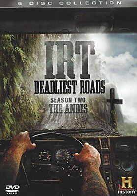 Ice Road Truckers Deadliest Roads: Complete Season 2 [6 DVD BOXSET] **NEW SEALED