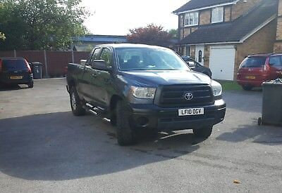 2010 Toyota Tundra 4.0L Double Cab RWD LHD,  Low Mileage, Rare, No Reserve!