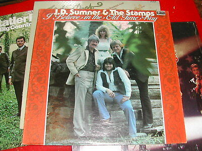 STATLER BROTHERS....LOT of FOUR (1 is a double)...LP