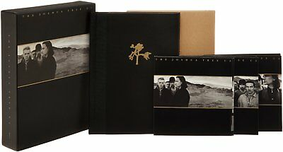 U2 The Joshua Tree 1 Dvd+ 2 Cd 56 Page Booklet Limited Edition New/sealed Rare