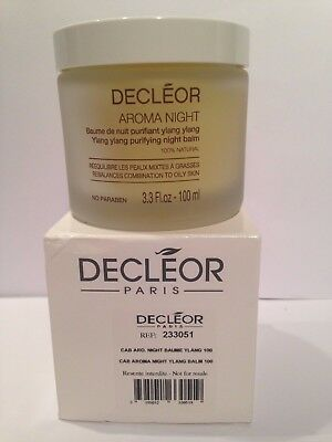 Deleor Aroma Night Ylang Ylang Night Balm Oily/Combination Skin 100ml Salon Size