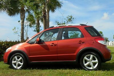 2007 Suzuki SX4 FLORIDA 1 OWNER RUST FREE AWD SPORT CROSSOVER AWESOME 4x4 w/ 67k~CERTIFIED CARFAX~GROUND EFFECTS~GREAT CAR-outback impreza