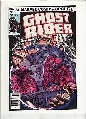 Ghost Rider #44 Vf/nm