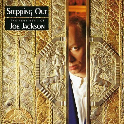 Joe Jackson - Stepping Out - The Very Best Of / Greatest Hits CD NEW/SEALED
