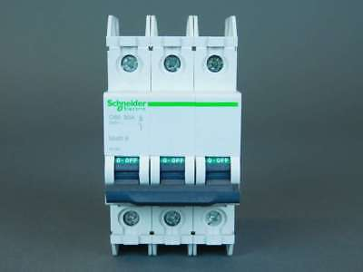 Schneider Electric Multi 9 3-Pole Circuit Breaker 60182 - NEW Surplus!