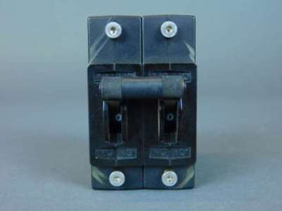 Potter & Brumfield 2-Pole, 30 Amp Circuit Breaker W92-X112-30 - NEW Surplus!