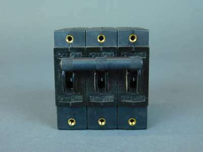 Potter & Brumfield 3-Pole, 30 Amp Circuit Breaker W93-X112-30 - NEW Surplus!