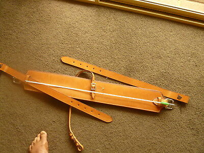 Rear girth set for western or stock saddle included billets