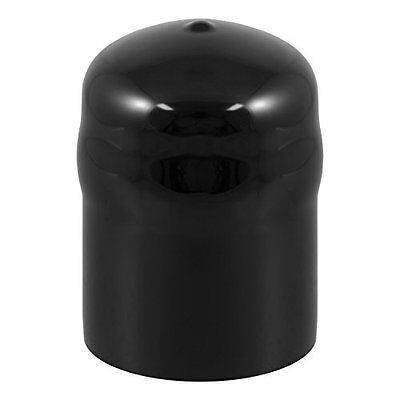 "CURT Ball Mounts 21811 Black Rubber Trailer Cover For 2-5/16"" Hitch"