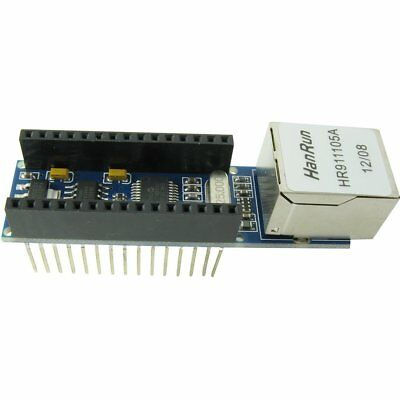 Diymore ENC28J60 Ethernet Shield Nano 3.0 RJ45 Webserver Module for Arduino
