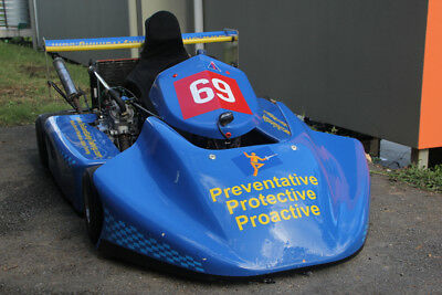 Superkart Honda RS 125 GB