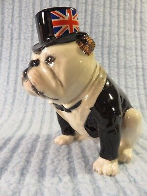 The British Bulldog (DA228) --Royal Doulton (1994) -Special Edition -Mint