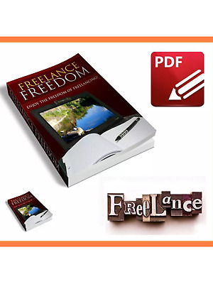 Freelance Freedom &10 internet marketing ebooks Master Resell rights MRR Pdf