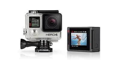 GoPro HERO 4 Silver Action Camera CHDHY-401 - NEW!
