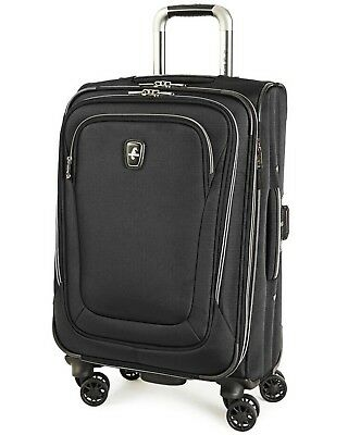 "Atlantic Unite2 21"" Expandable Spinner (21""x14""x9.5"") Black"
