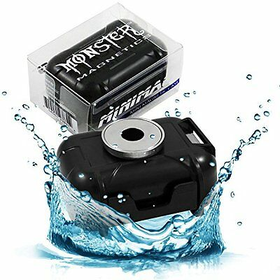 Magnetic GPS Box Case Tracker Device Waterproof Hidden Car Key Stash Money Neo