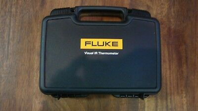 Fluke VT04 Visual IR Infrared Imager Thermometer Temperature Meter w/case