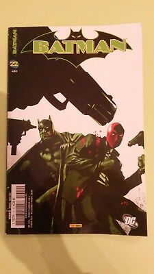 comics batman n°22