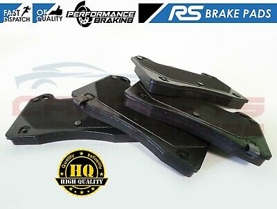 For Ford Focus Rs Mk3 2.3 Rs Awd 2015- Front Axle Premium Brake Pads Pad Set