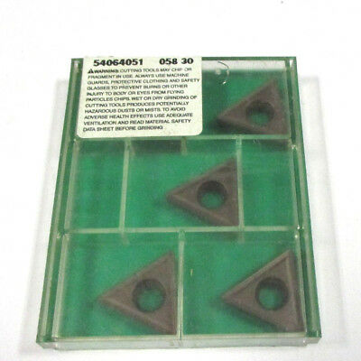10 Inserts for Rotate Tcmt 110304-mp Pw6225 P15-30 Von Prowemo New H20583