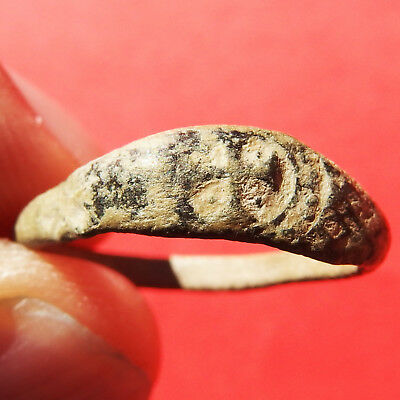 Authentic Medieval Knights Templar Cross Ring Old European Crusader Times Ring