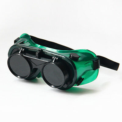1*Cutting Grinding Welding Goggle With Flip Up Eye Glasses Welder Safety Protect