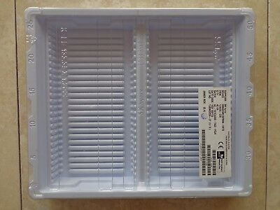 One Desktop Memory Tray  Container Box Fits 50 Pcs Desktop & Server Dimms
