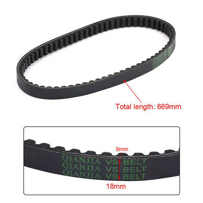 Scooter Driver Belt Drive Chain Moped Parts for GY6 50cc-80cc QMB QMA 669 18 30