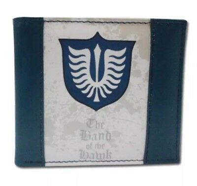 Berserk Band of the Hawks Bifold Wallet Anime Licensed NEW Manga Authentic NWT