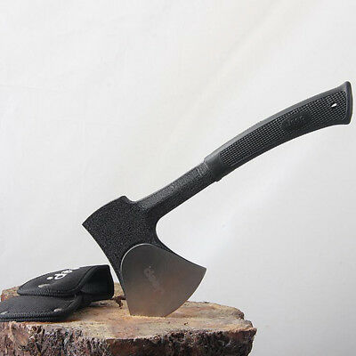 Jeep Camping Hunting Knife Messer Multi-Use Tactical Hatchet Axe Tomahawk Battle