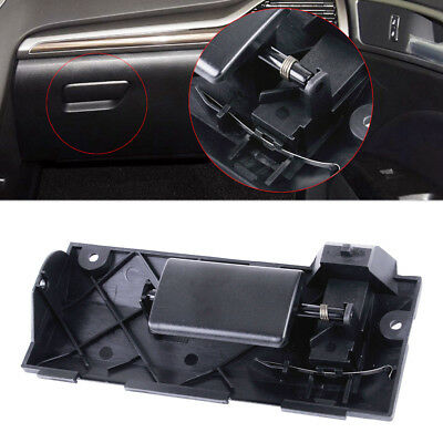 LHD Glove Box Catch Lock Assy Handle Cover Fit For Ford Mondeo MK3 2000-2007
