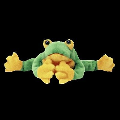 Ty Beanie Babies Smoochy the Frog Retired