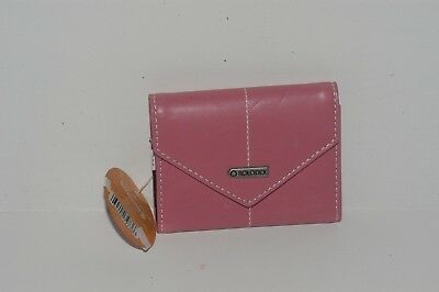 Rolodex Pink Ribbon Business Card Case 36-Card (1734451)