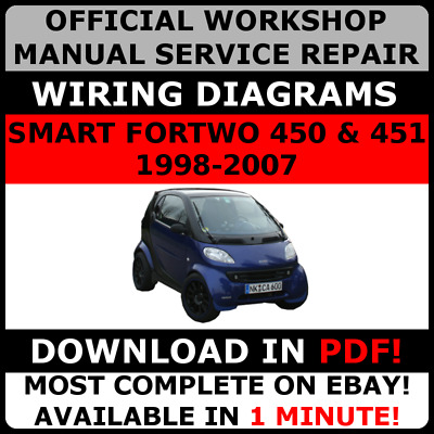 factory workshop service repair manual smart 450 451 for two 1998 rh picclick fr 2009 smart fortwo owners manual 2009 smart fortwo service manual