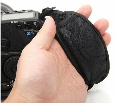 Camera Leather Grip Wrist Hand Strap Universal For Canon Nikon Sony Olympus